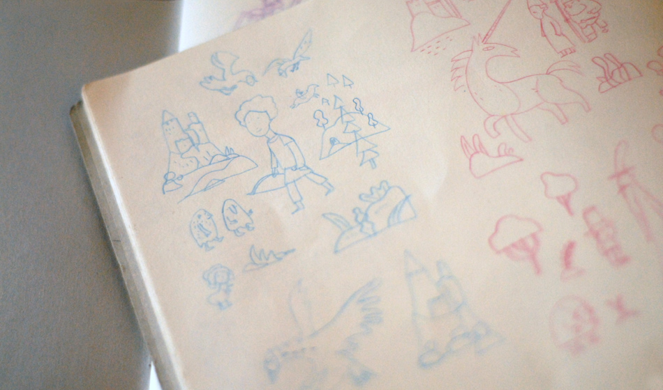 Fantasy Book Cover Illustration : Schnuppe work illustrations